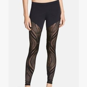 Solow Lace legging
